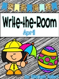 Write the Room: April