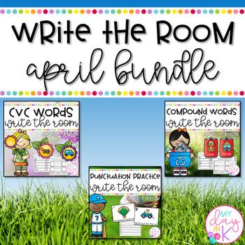 Write the Room April Bundle