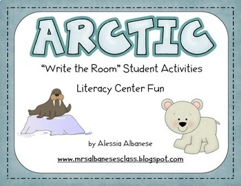 Write the Room - Arctic