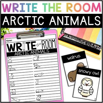Write the Room: Arctic Animals Edition (K-2)