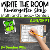Write the Room K: Aug/Sept