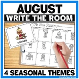 Write the Room - August