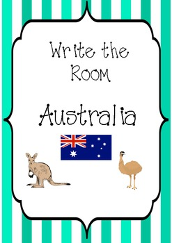 Write the Room: Australia