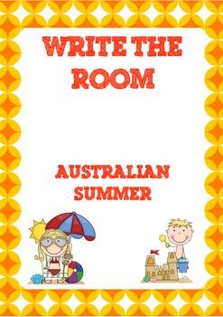 Write the Room: Australian Summer