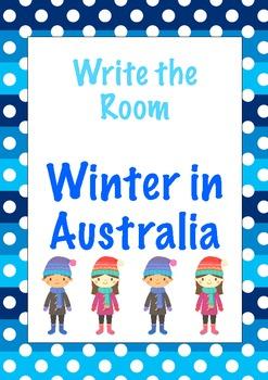 Write the Room: Australian Winter