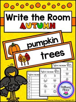 Write the Room - Autumn