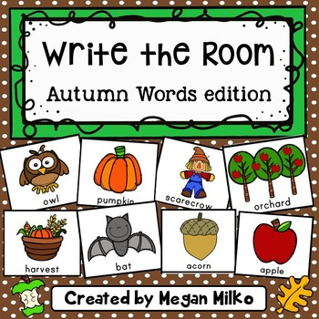 Write the Room Autumn edition