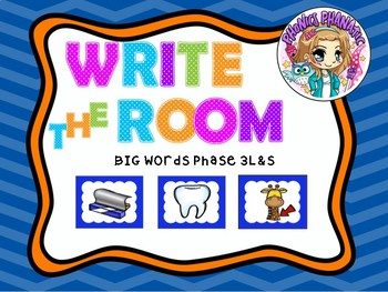 Write the Room BIG Words