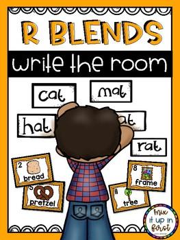 Write the Room- BLENDS BUNDLE