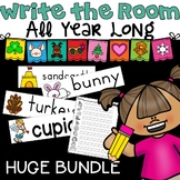 Write the Room Kindergarten BUNDLE