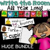 Write the Room Kindergarten BUNDLE