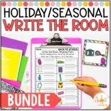 Write the Room BUNDLE (Sweet for Kindergarten Resource Club)
