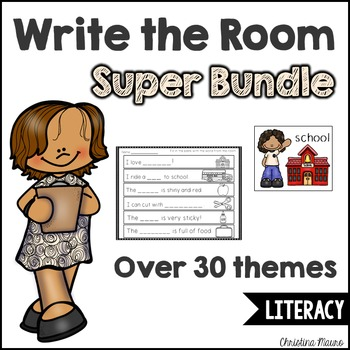 Write the Room  {BUNDLED}