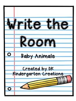 Write the Room Baby Animals