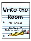 Write the Room Baby Animals