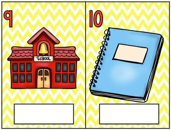 Write the Room {Back to School}