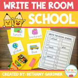 Write the Room - Back to School!