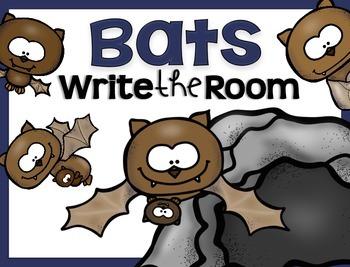 Write the Room {Bats}