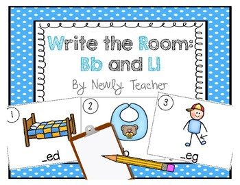 Write the Room: Bb and Ll