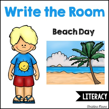 Write the Room - Beach Day