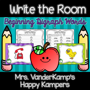 Write the Room! [[Beginning Digraphs]]