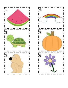 Write the Room (Beginning Sounds, Ending Sounds, and Letter Recognition)