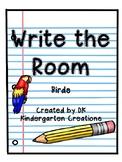 Write the Room Birds