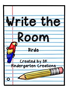 Write the Room Birds
