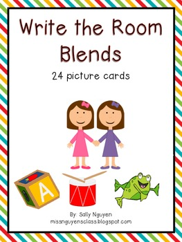 Write the Room Blends