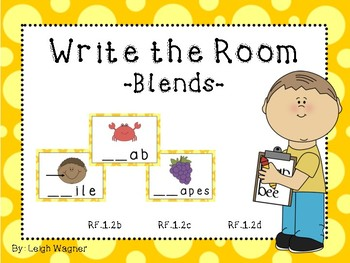 Write the Room- Blends