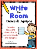 Write the Room: Blends & Digraphs