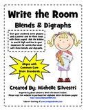 Write the Room - Blends and Digraphs