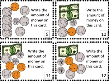 Write the Room:  Brief Review of Place Value, Rounding, Money, and More
