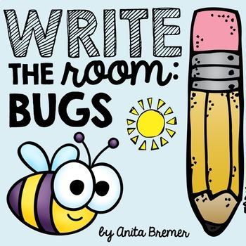 Write the Room: Bugs