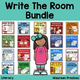 Write the Room Bundle for Kindergarten