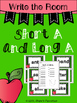 Write the Room Bundle {Short and Long Vowels}