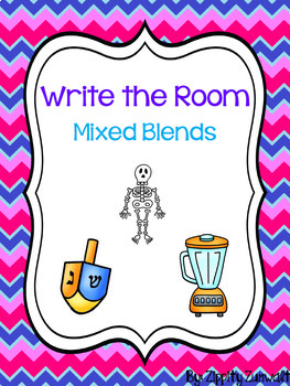 Write the Room - Mixed Blends