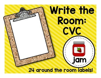 Write the Room: CVC