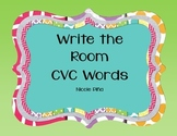 Write the Room- CVC Words