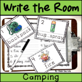 Write the Room Camping