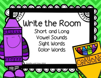 Write the Room Cards