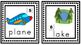 Write the Room Cards for Blends and Digraphs