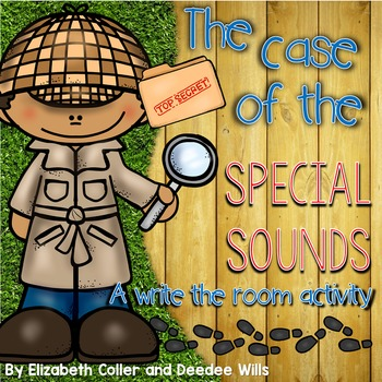 Write the Room:  Case of the Special Sounds