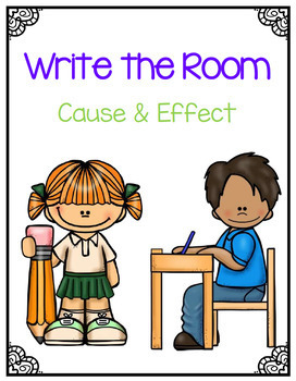 Write the Room - Cause & Effect