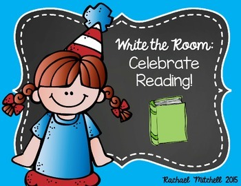 Write the Room: Celebrate Reading