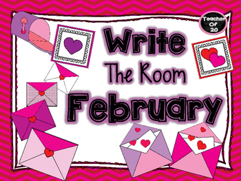Write the Room Center {February}