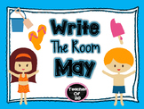 Write the Room Center {May}