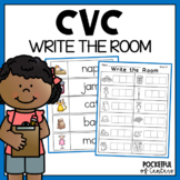 Write the Room - Short Vowels CVC