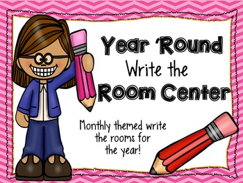 Write the Room Center for the Year!
