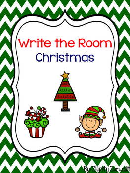 Write the Room - Chirstmas